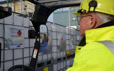 Lift truck driver awareness systems have changed