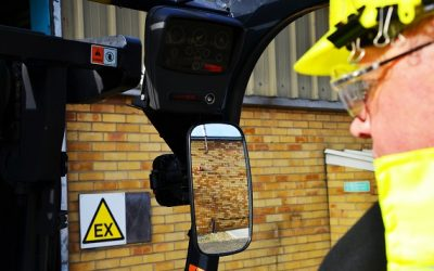LIFT TRUCK RULE CHANGE FOR PHARMACEUTICAL MANUFACTURERS