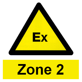 Zone 2 Hazardous Area Sign - What is Zone 2?