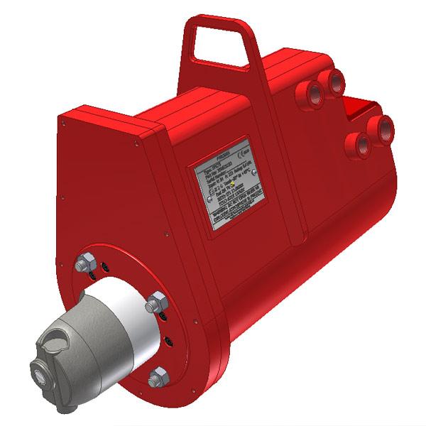 Atex Starter Motor By Pyroban