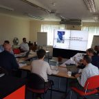 Explosion protection company Pyroban in Shoreham, UK, has delivered training on the ATEX Directive and ATEX Zones to 50 staff.