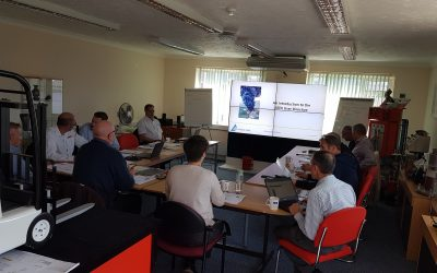 Pyroban ATEX training further develops team expertise
