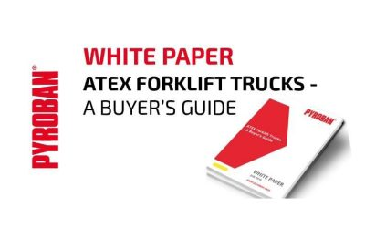 Do you know what to look for when buying an ATEX forklift truck?