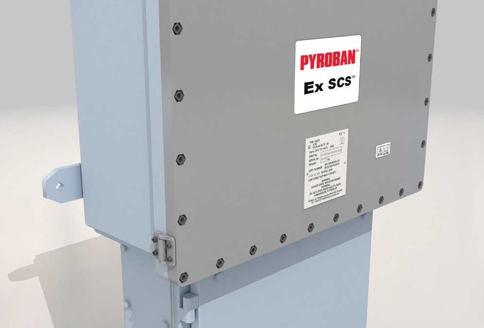 Pyroban to exhibit Ex Safety Control System at ADIPEC 2018