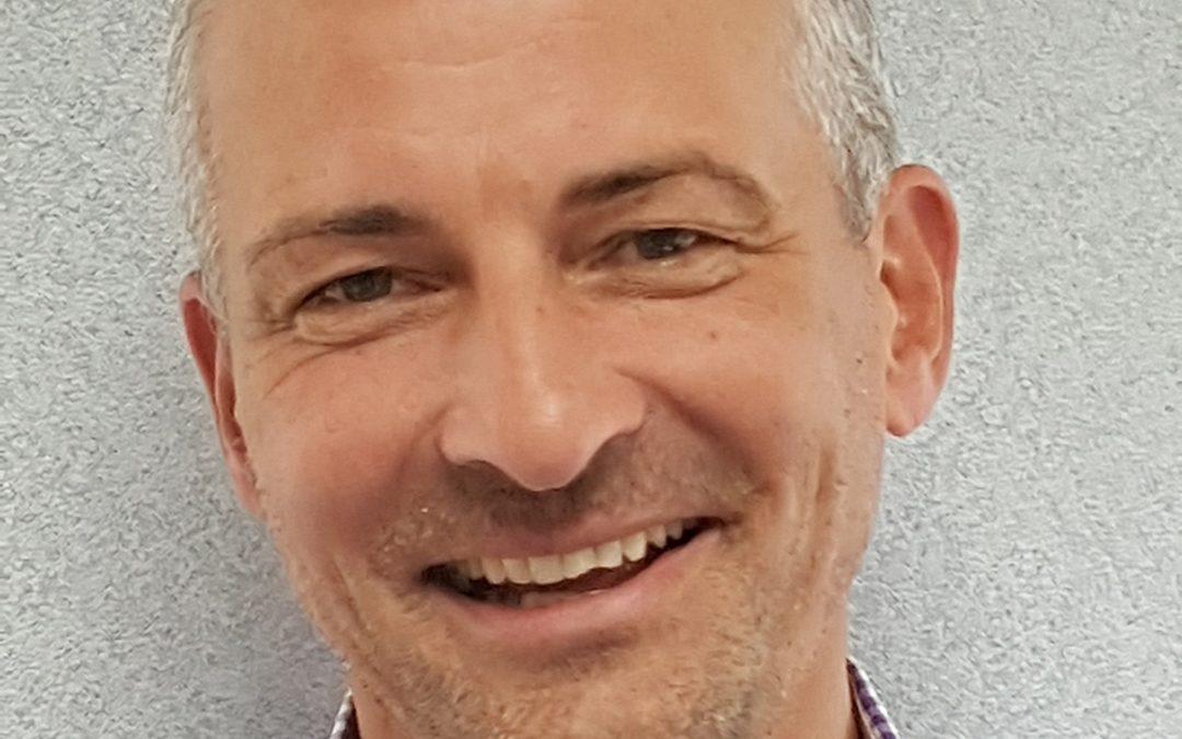Expansion of sales region for Sascha Koschel