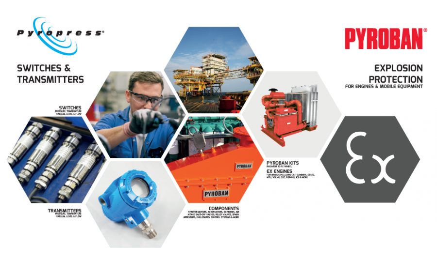 Pyroban to exhibit added safety systems at ADIPEC 2019