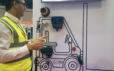 Pyroban at IMHX 2019: Active gas detection in action