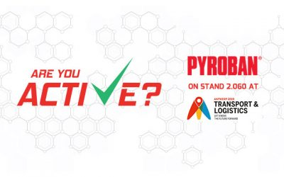 Pyroban in Belgium: Get hands on with active gas detection