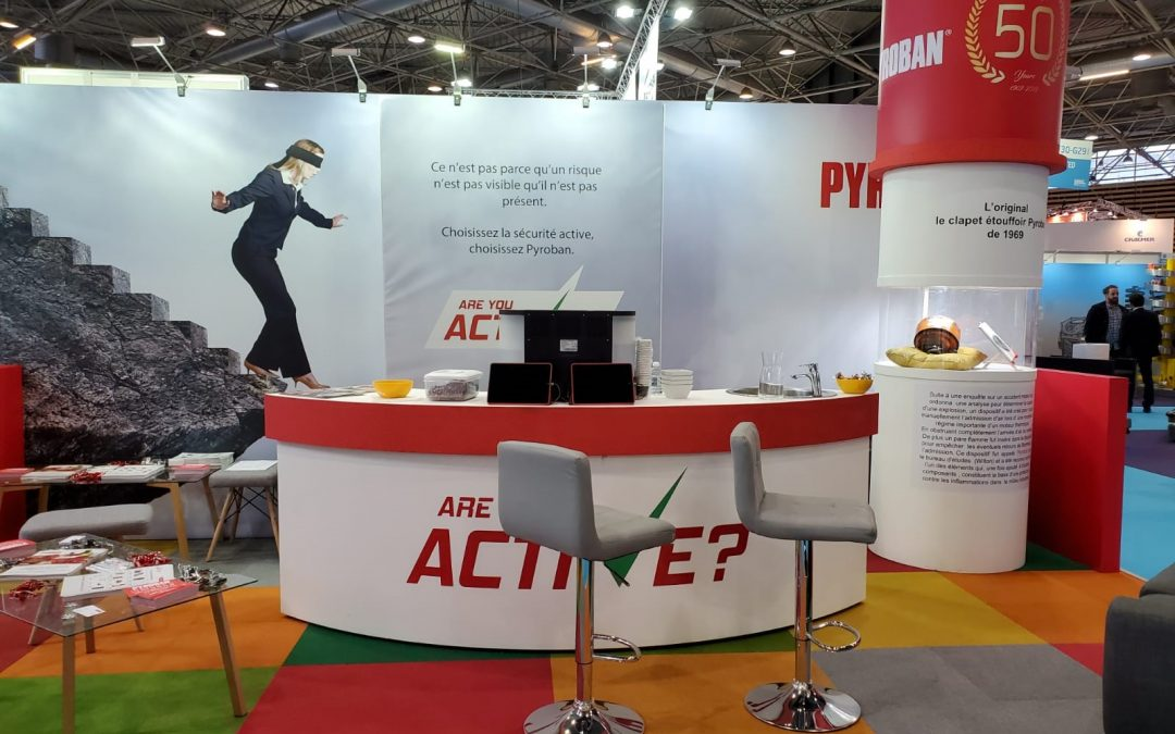 Pyroban solutions at Europack-Euromanut