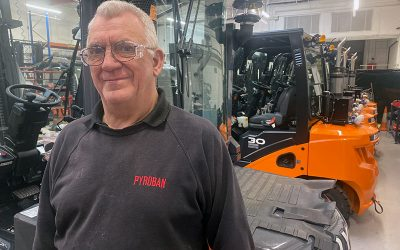 Pyroban invests in the future with apprenticeship programme