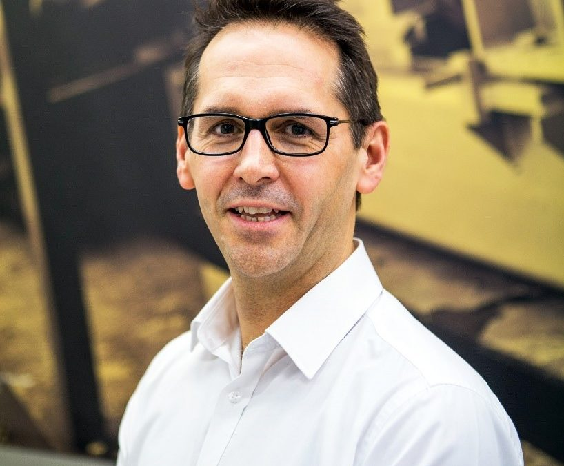 Pyroban announces the appointment of European Technical Sales Manager, Darren Boiling