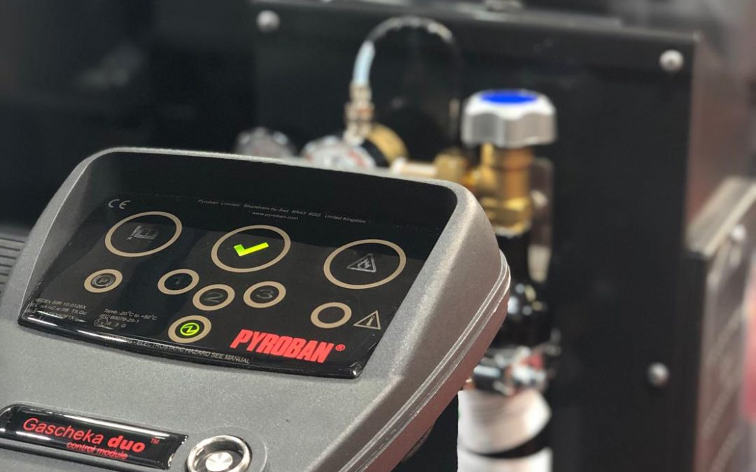 Logistics operations seek quick and simple gas detection system for MHE and plant