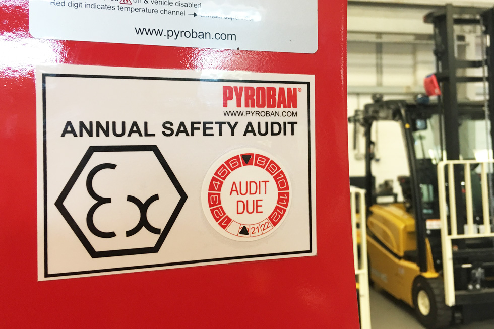 Myth busting: Forklift Annual Safety Audits and Covid-19