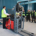 Pro-active service support from Pyroban including familiarisation training for operators