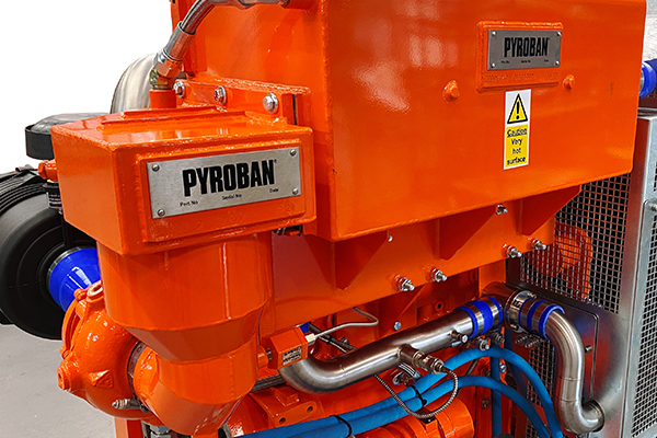 New technology stops daily offshore maintenance on ATEX engines