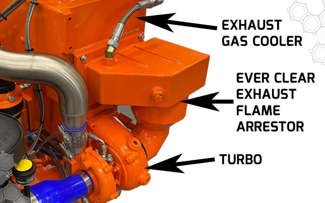 """3 reasons to replace """"Plate Type"""" exhaust flame arrestors"""