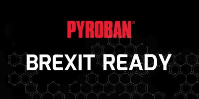 Pyroban is BREXIT ready - what it means for ATEX