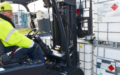 2 in 10 Ex-forklifts potentially unsafe