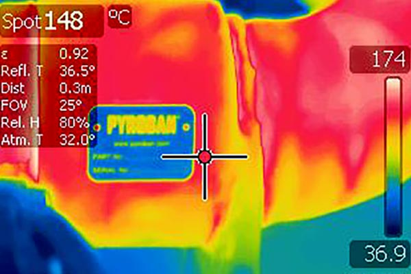 Thermal control of ATEX engines – the Pyroban way