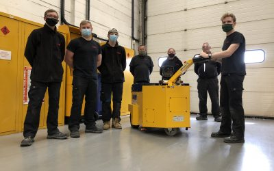 Update on four rising stars from the Pyroban apprenticeship programme