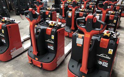 system6000 Explosion Protection for Linde Pallet Trucks