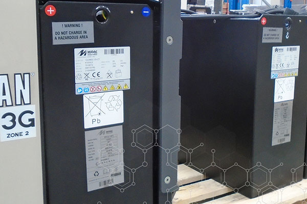 Pyroban announces new ranges of ATEX forklift batteries for any application