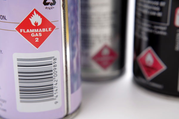 Keeping staff safe from the risk of explosion in bulk aerosol stores
